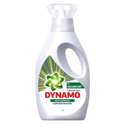 Dynamo Power Gel Odor Removal Detergent
