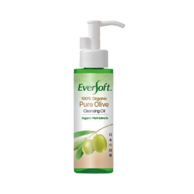 Eversoft 100% Organic Pure Olive Cleansing Oil