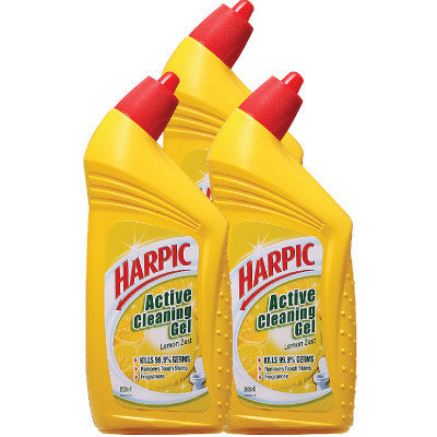 Harpic Lemon Fresh Active Cleaning Gel