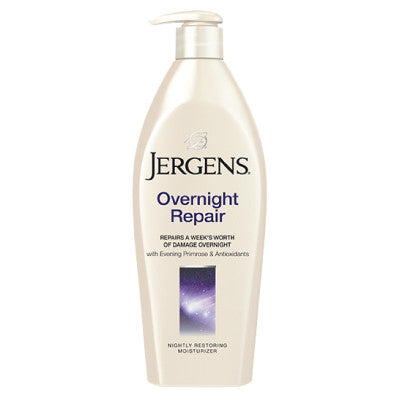 Jergens Overnight Repair Nightly Restoring Moisturizer