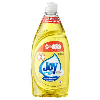 Joy Concentrated Refreshing Lemon Dishwashing Liquid