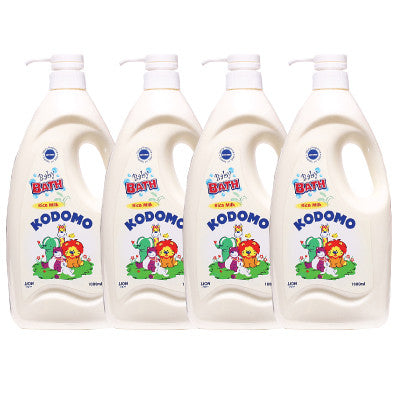Kodomo Rice Milk Baby Bath