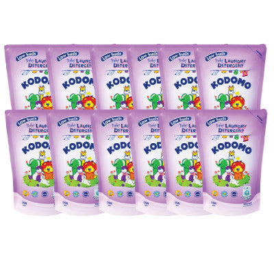 Kodomo Baby Laundry Detergent (Low Suds) Refill Pack