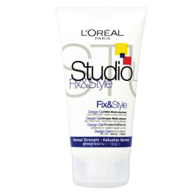 L'Oreal Fix & Style Normal Strength Design Gel