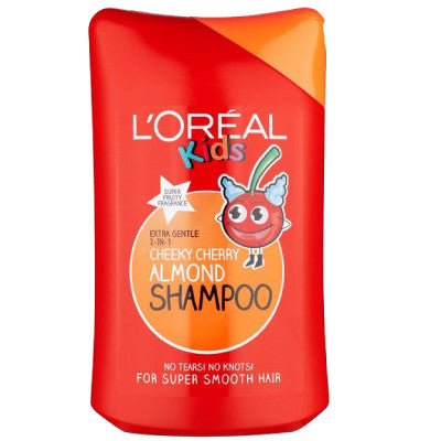 L'Oreal Kids Cheeky Cherry Almond Shampoo