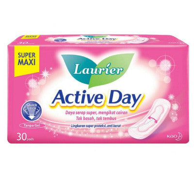 Laurier Active Day Super Maxi Pads