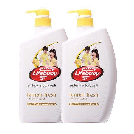 Lifebuoy Lemon Fresh Body Wash