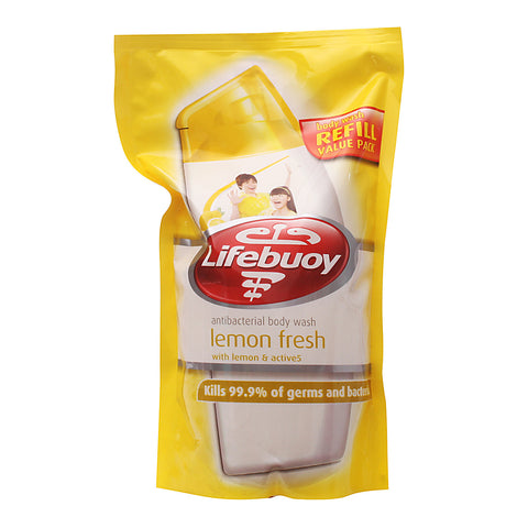 Lifebuoy Lemon Fresh Body Wash Refill Pack