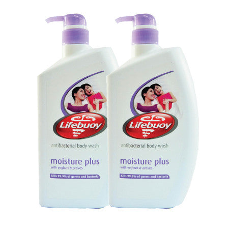 Lifebuoy Moisture Plus Body Wash