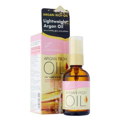 Lucido-L Argan Oil Hair Treatment Oil