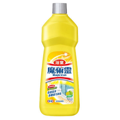 Magiclean Bathroom Cleaner Lemon Scent Refill