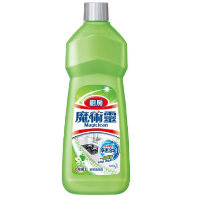 Magiclean Kitchen Cleaner Green Apple Refill