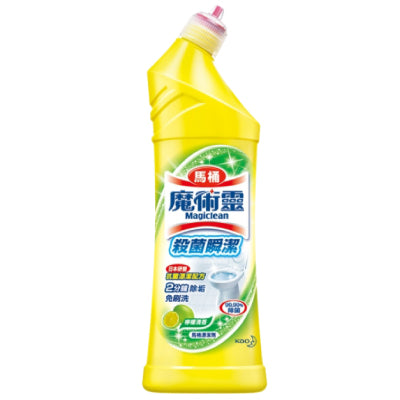 Magiclean Toilet Bleach Power Lemon Cleaner