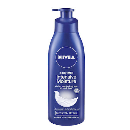 Nivea Body Milk Intensive Moisture