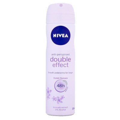 Nivea Double Effect Anti-Perspirant Spray