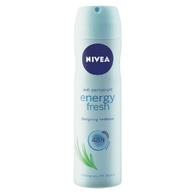 Nivea Energy Fresh Anti-Persirant Spray