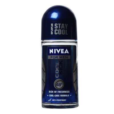 Nivea Cool Kick Anti-Perspirant Roll-On Deodorant