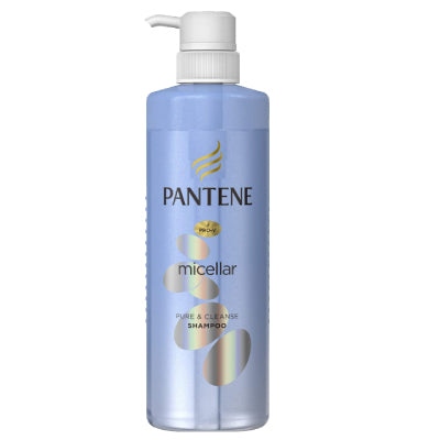 Pantene Pure and Cleanse Micellar Shampoo