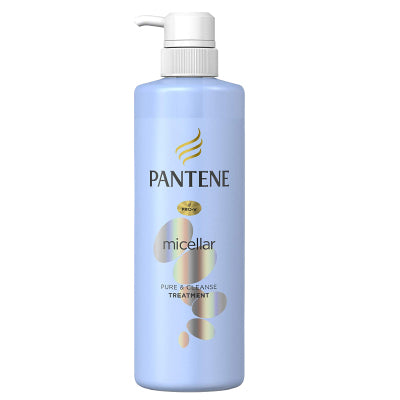 Pantene Pure and Cleanse Micellar Treatment