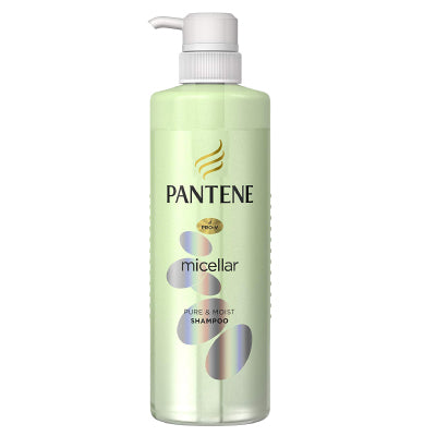Pantene Pure and Moist Micellar Shampoo