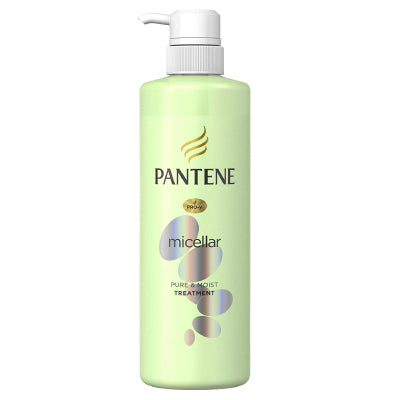 Pantene Pure and Moist Micellar Treatment