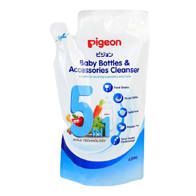 Pigeon Baby Bottles and Accessories Cleanser