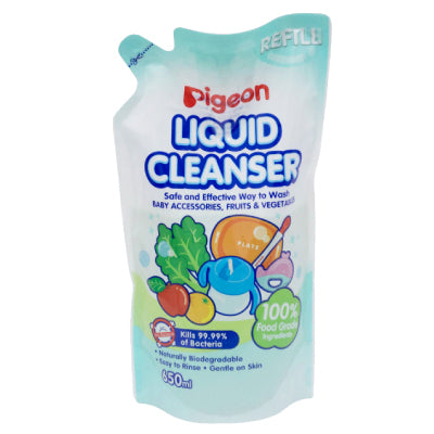 Pigeon Liquid Cleanser Refill Pack
