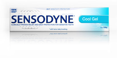 Sensodyne Cool Gel Toothpaste