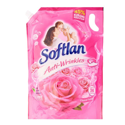 Softlan Floral Fantasy Fabric Conditioner Refill Pack