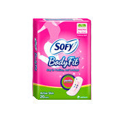 Sofy Body Fit 22.5cm - Day (Slim Non-Wing)