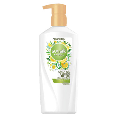 Sunsilk Natural Green Tea & Lemon Detox Conditioner