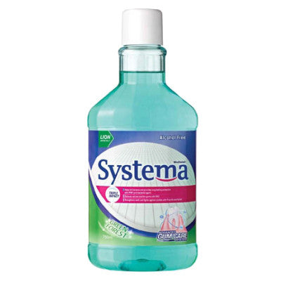 Systema Gum Care Mouth Wash – Green Forest
