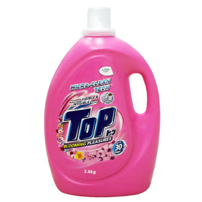 TOP Blooming Pleasures Concentrated Liquid Detergent