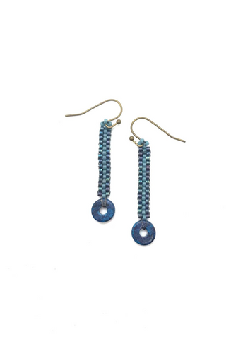 Jika Earring in Blue