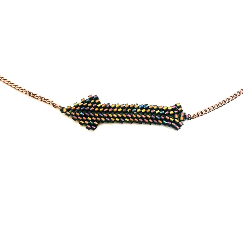 Satsuei necklace in multi