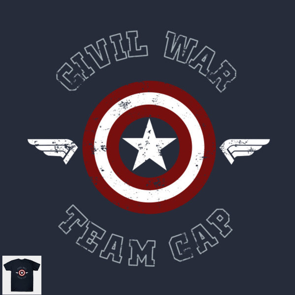Civil War Team Cap