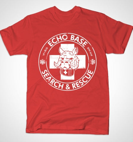 Echo Base Search and Rescue T-Shirt