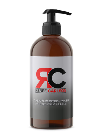 Salicylic Citron Wash with Glycolic & Lactic by Renee Carlson