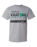 AKA #IAMKRATOM Thank You T-Shirt