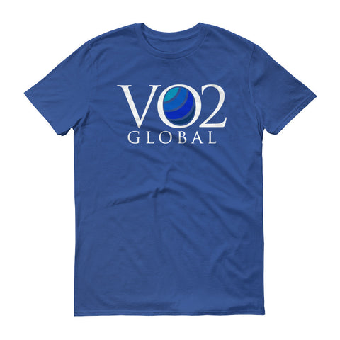 VO2 Global - T-Shirt - White Logo
