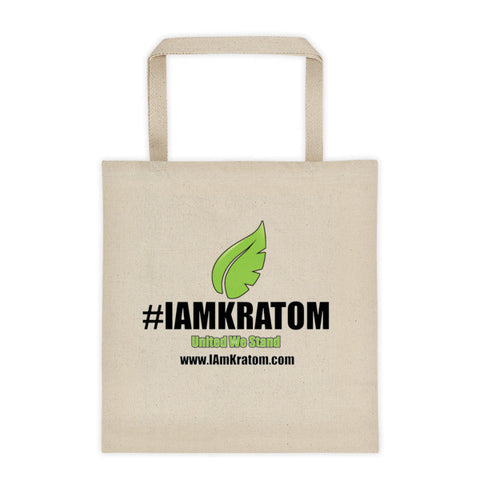 #IAMKRATOM - United We Stand - Tote bag