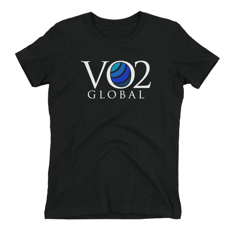 VO2 Global - Women's t-shirt - White Logo