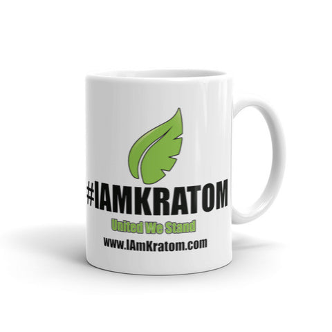 #IAMKRATOM - United We Stand - Mug
