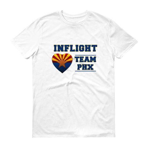 InFlight - Team Phx - Men's Short sleeve t-shirt