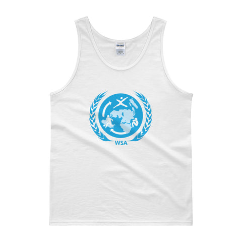 WSA IGO Men's Tank top