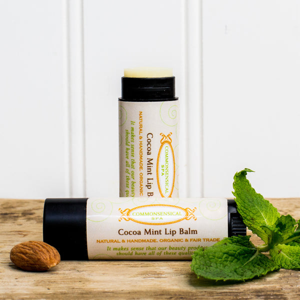 Cocoa Mint Lip Balm