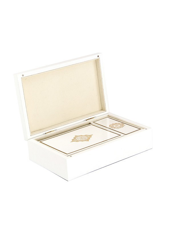 Beaumonté Eid Gift Box - Minimal - White - Upahara - 3