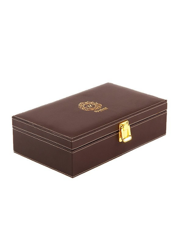Luxuré Eid Gift Box - Minimal - Brown - Upahara - 2