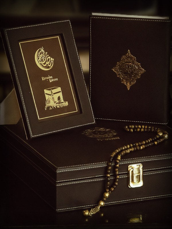 Luxuré Eid Gift Box - Supreme - Brown - Upahara - 7