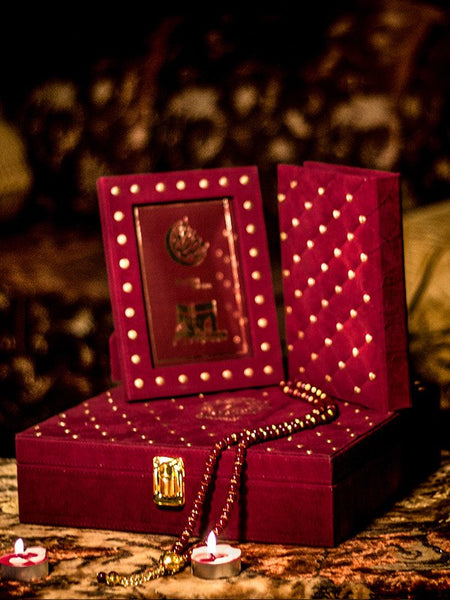 Royalé Eid Gift Box - Supreme - Cherry - Upahara - 2